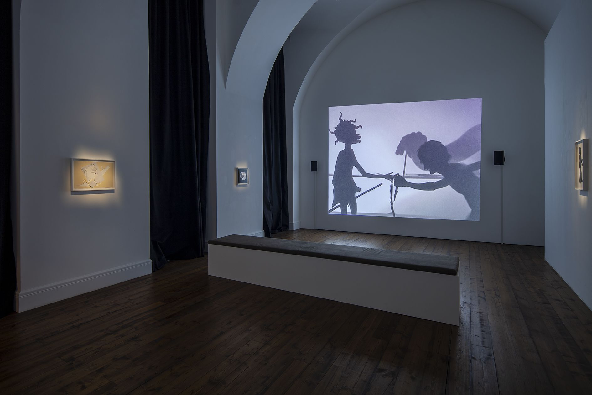 Kara Walker – From Black and White to Living Color: The Collected Motion Pictures and Accompanying Documents of Kara E. Walker, Artist. – London