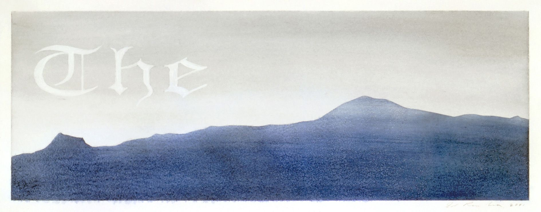 Ed Ruscha – With and Without Words – Cologne
