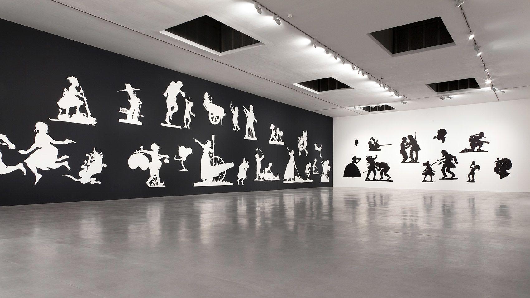 Kara Walker – THE SOVEREIGN CITIZENS SESQUICENTENNIAL CIVIL WAR CELEBRATION – Berlin