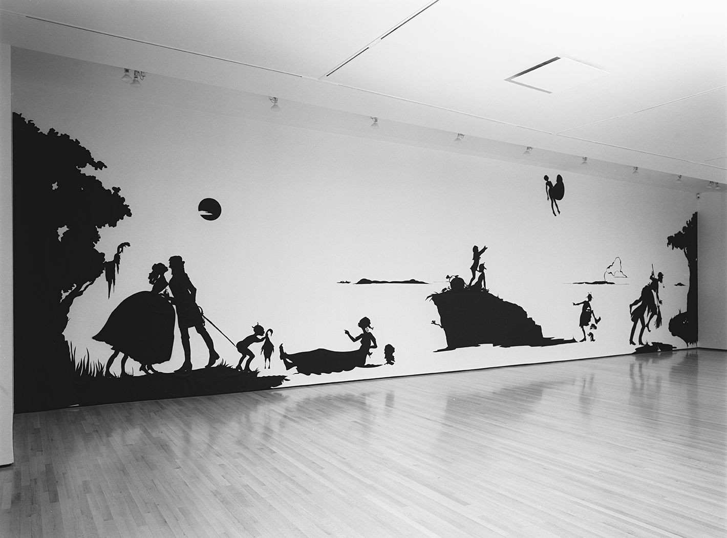 Kara Walker – THE SOVEREIGN CITIZENS SESQUICENTENNIAL CIVIL WAR CELEBRATION – Berlin