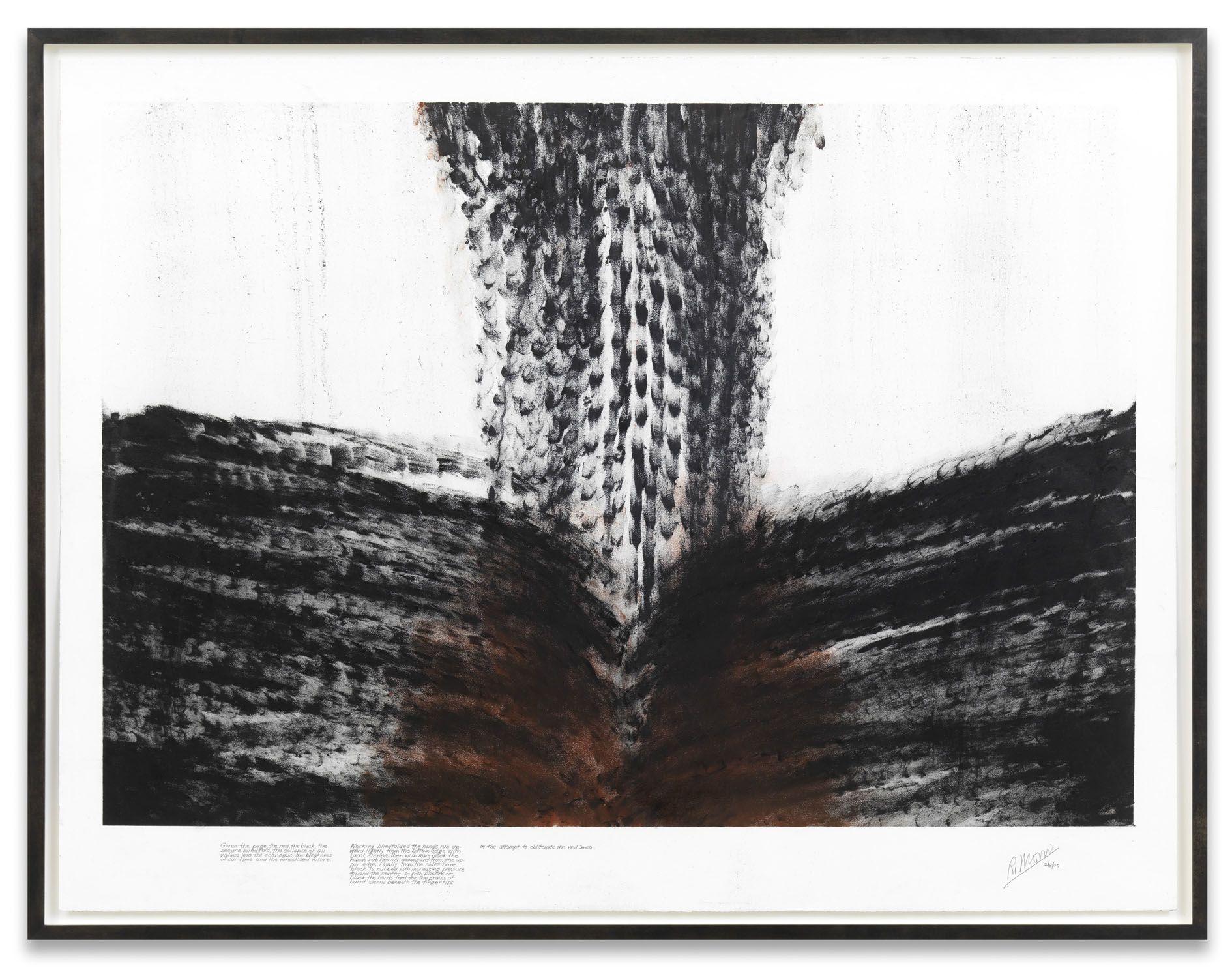 Robert Morris – Blind Time (Grief) – Berlin