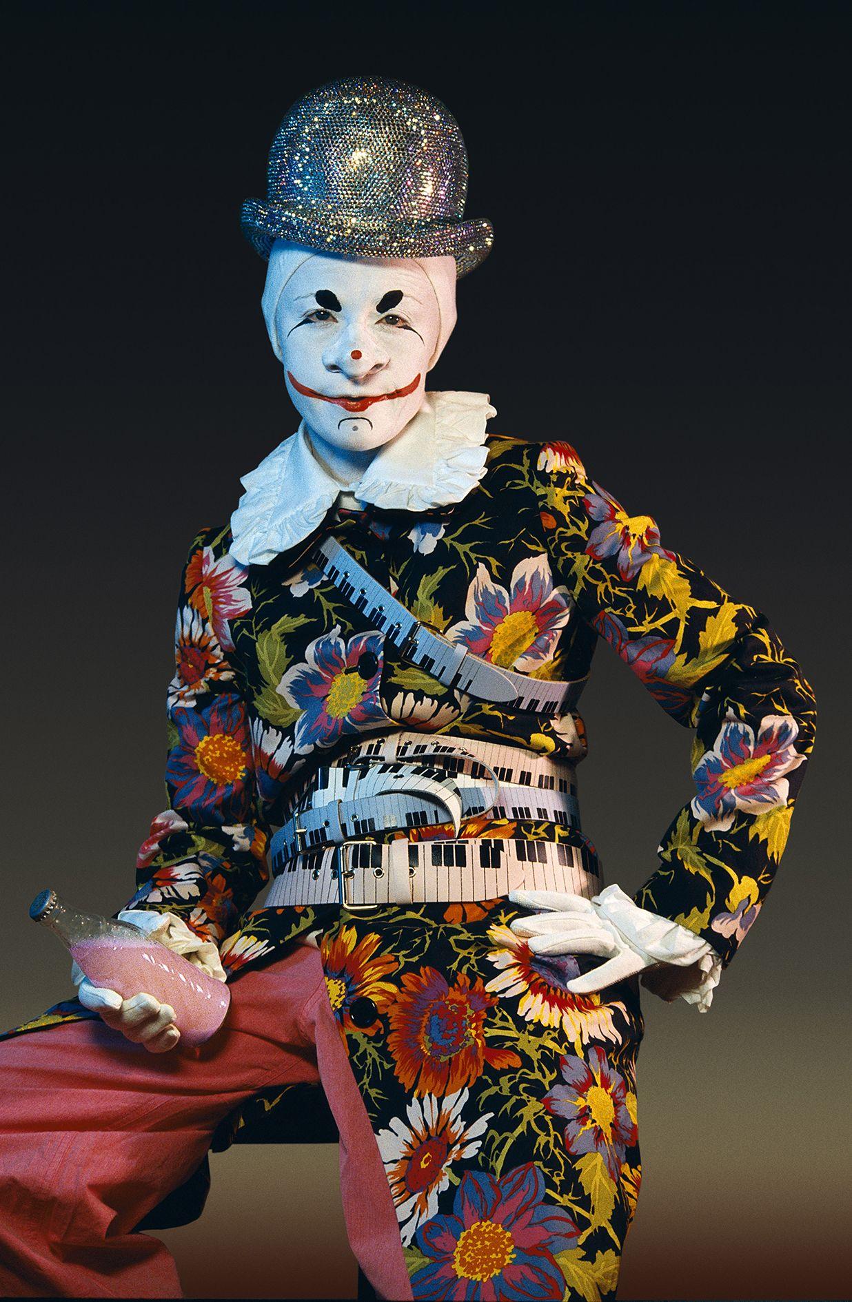 Cindy Sherman – Clowns – London