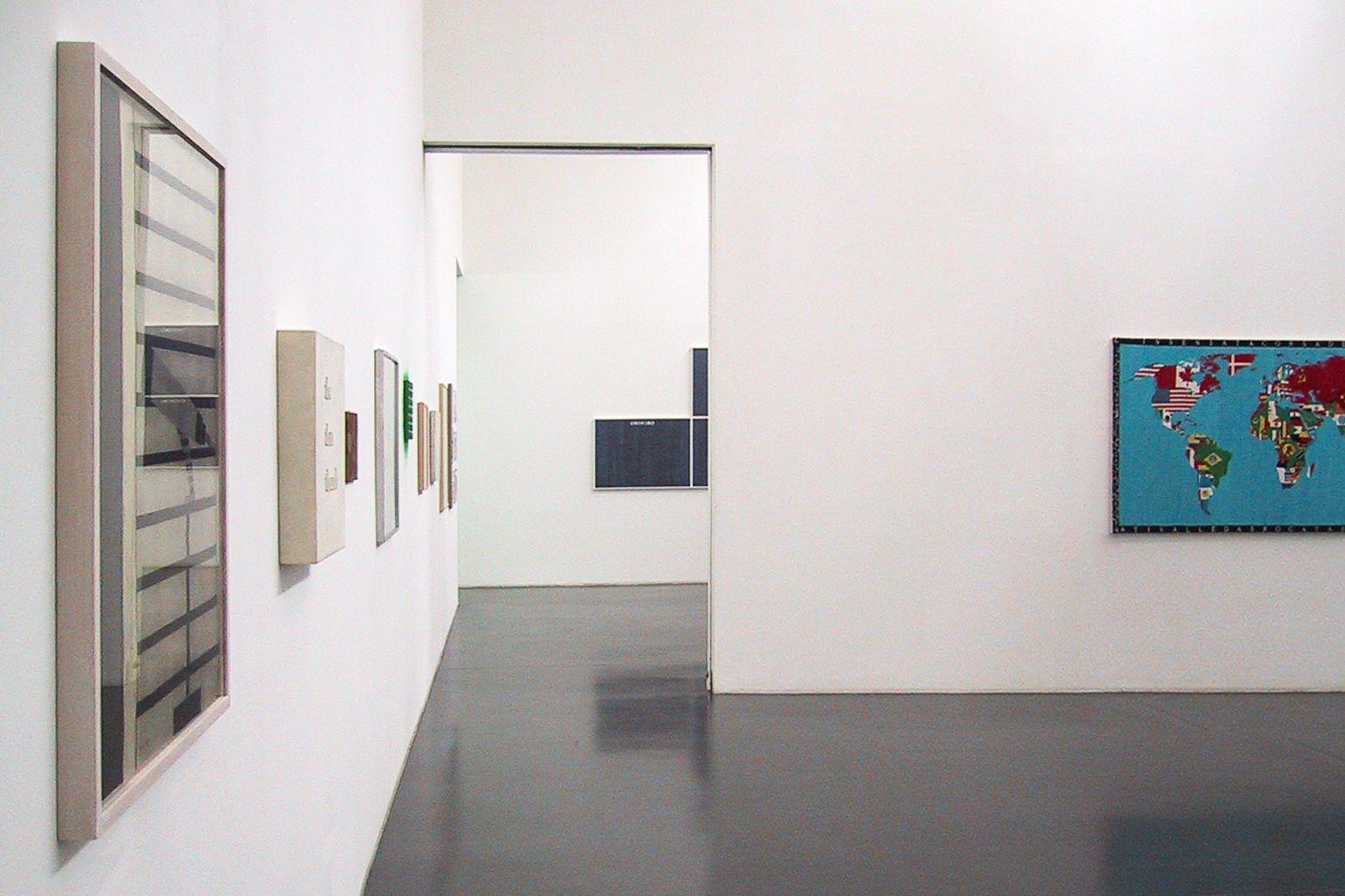 Alighiero Boetti – Works 1966–88 – Munich