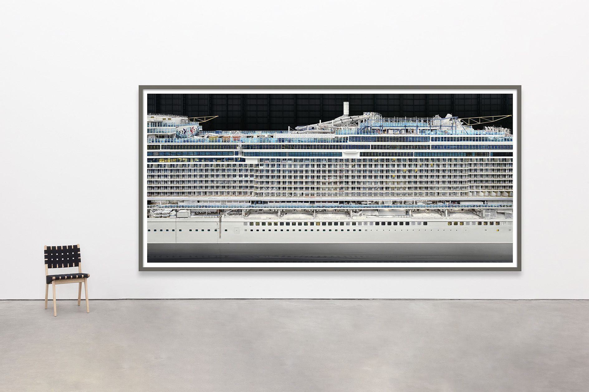 Andreas Gursky – Space is Time