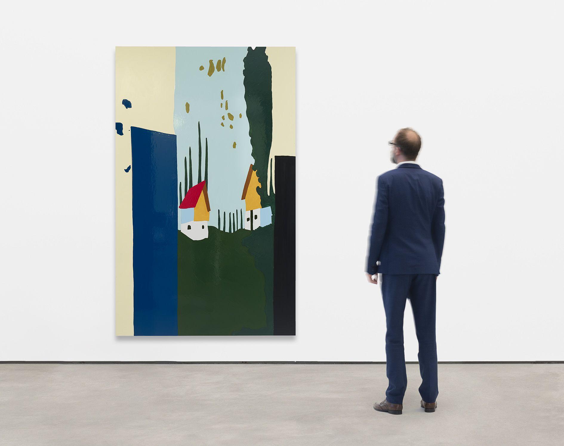 Gary Hume – Archipelago – London
