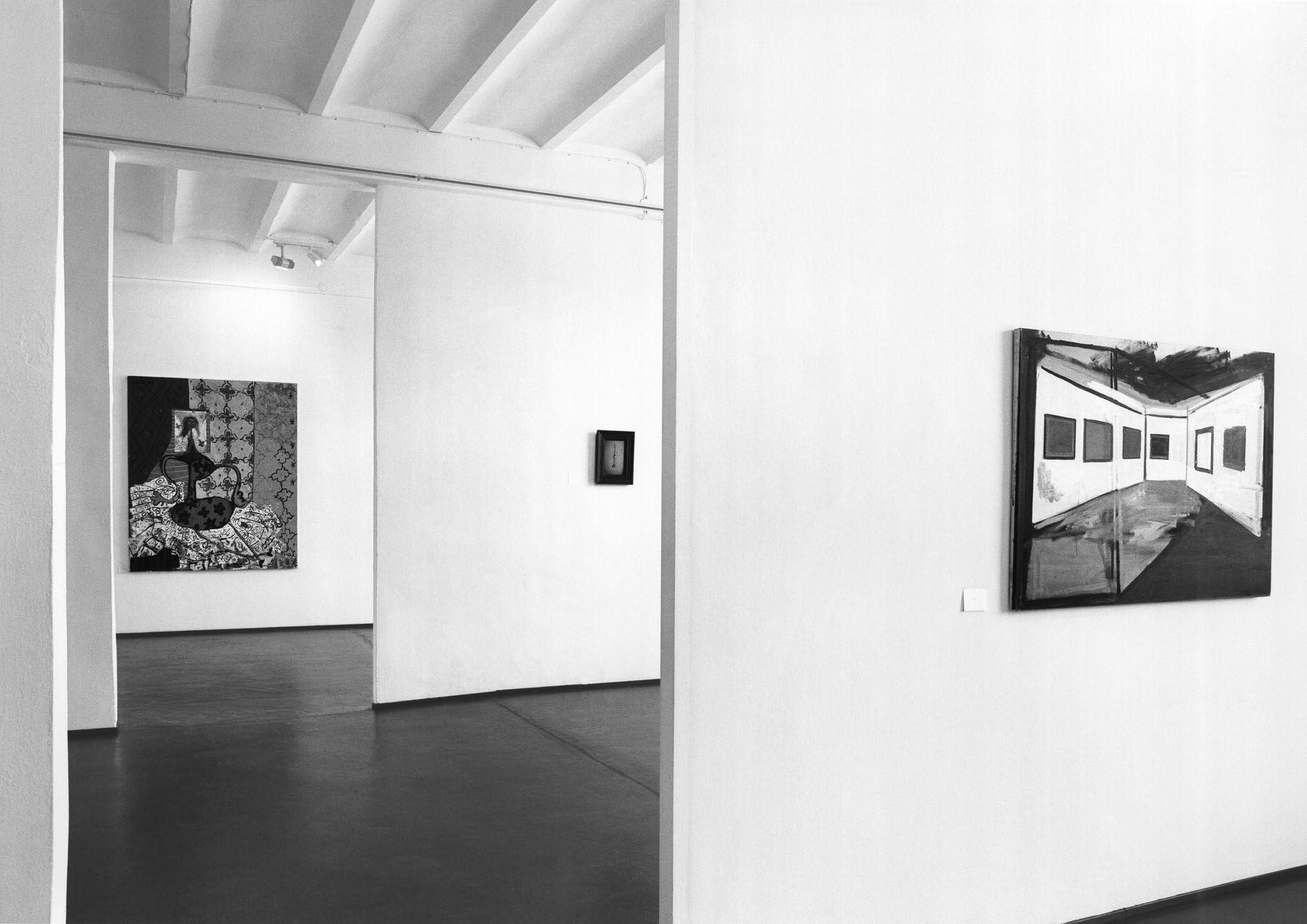 Das Licht von der anderen Seite – Teil I Malerei – Group Exhibition – Cologne
