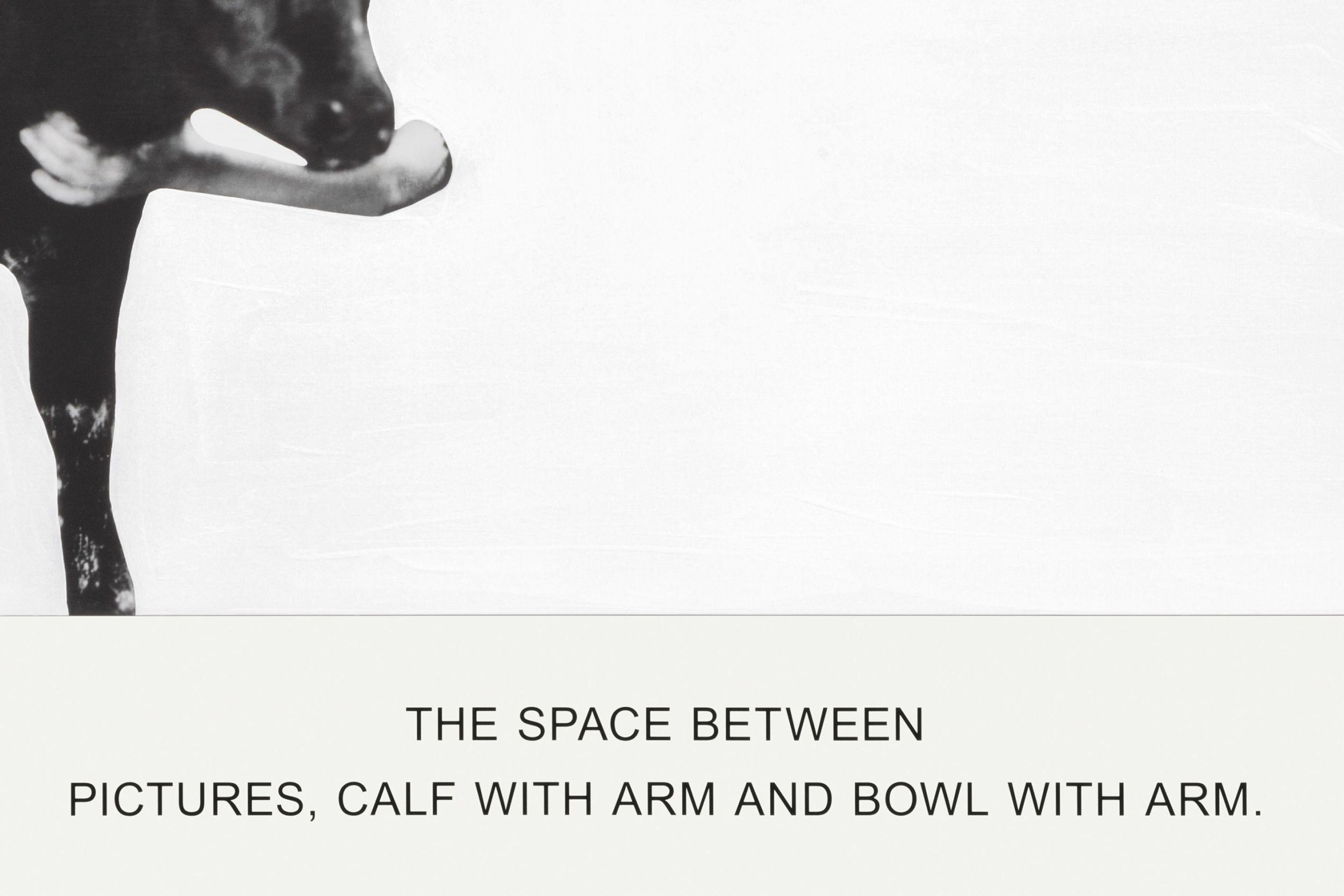 John Baldessari – The Space Between – Los Angeles