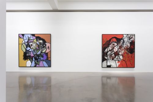 George Condo – Entrance to the Void – Los Angeles