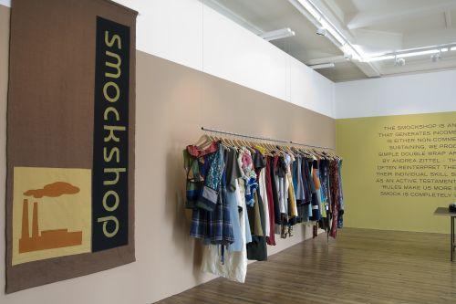 Andrea Zittel – Smockshop London – London