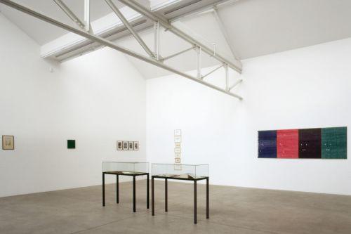 Alighiero Boetti – Arbeiten von 1970 bis 1994 – Cologne