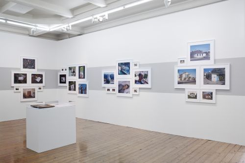 Stephen Shore – Something + Nothing – London