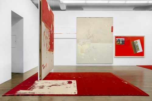 David Ostrowski – The Thin Red Line – London