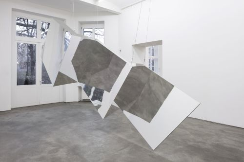 Robert Morris – Refractions – Berlin