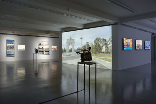 David Lamelas – Time as Activity – Los Angeles