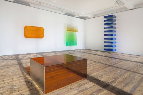 Crossroads: Kauffman, Judd and Morris – Group Exhibition – London