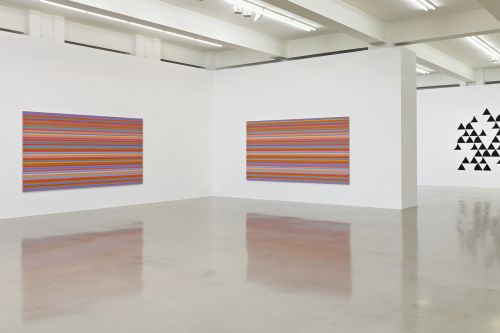 Bridget Riley – Painting Now – Los Angeles