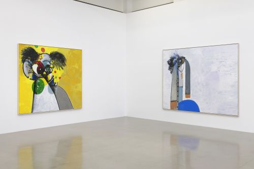George Condo – What's the point? – Los Angeles