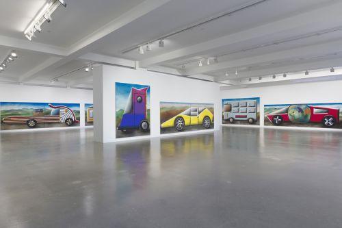 Andreas Schulze – Traffic Jam – Los Angeles