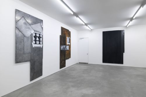 Astrid Klein – La Société du Spectacle – Berlin