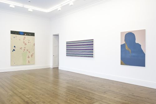 Gary Hume – Mum – London