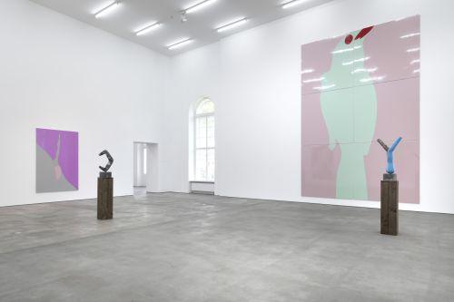 Gary Hume – Bird in a Fish Tank – Berlin