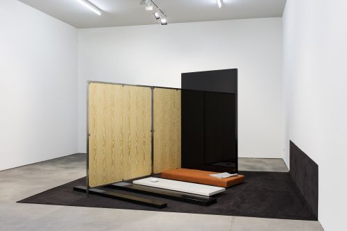 Andrea Zittel – Parallel Planar Panels – Berlin