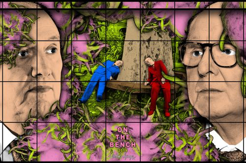 Gilbert and George Announcement WORDPRESS