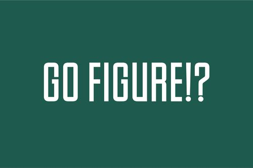 GO FIGURE!?