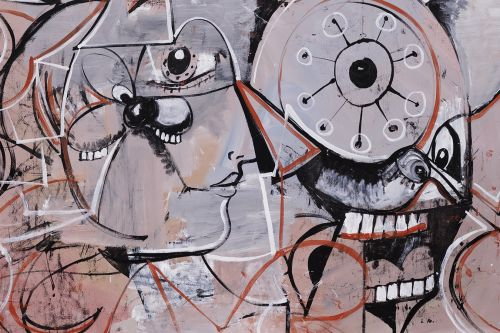 George Condo – Linear Expression – Berlin