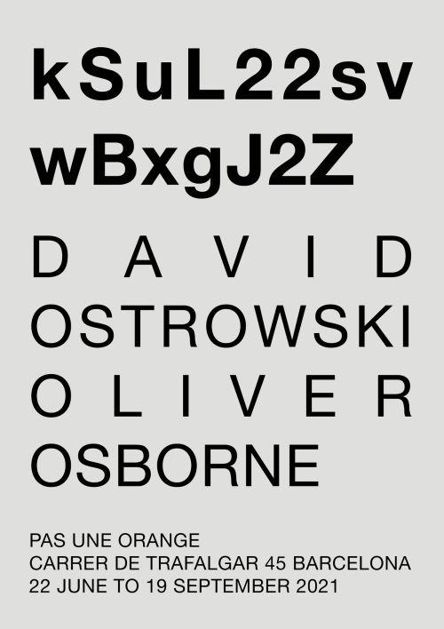 David Ostrowski