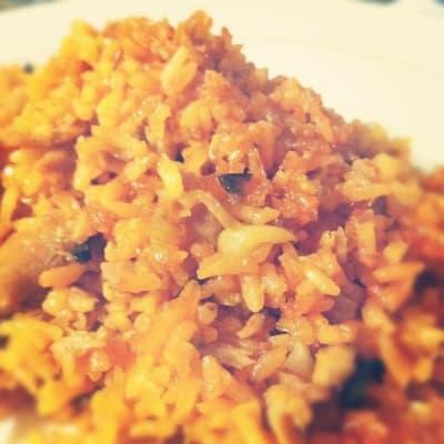 Pegao rice