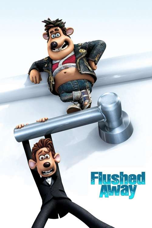 Poster for Flushed Away