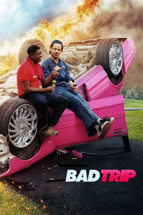 Poster for Bad Trip
