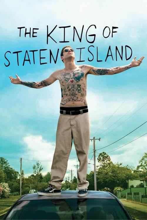 Poster for The King of Staten Island
