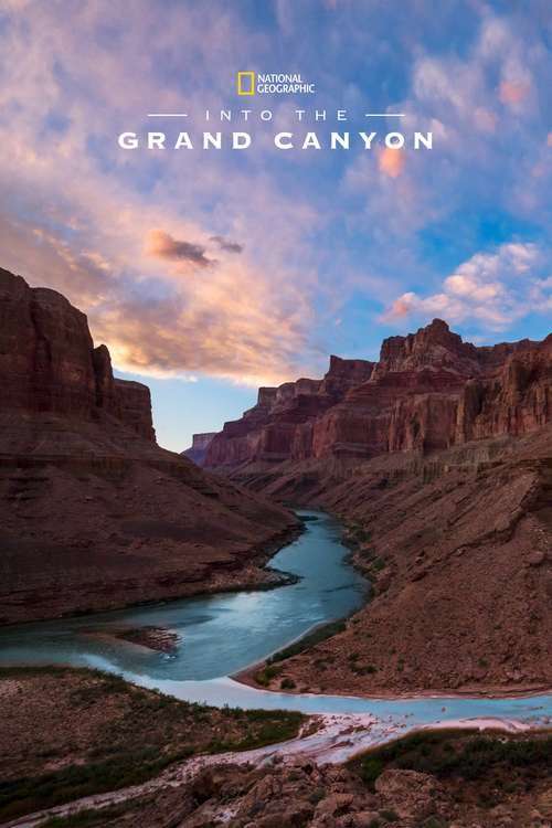 Poster for Into the Grand Canyon