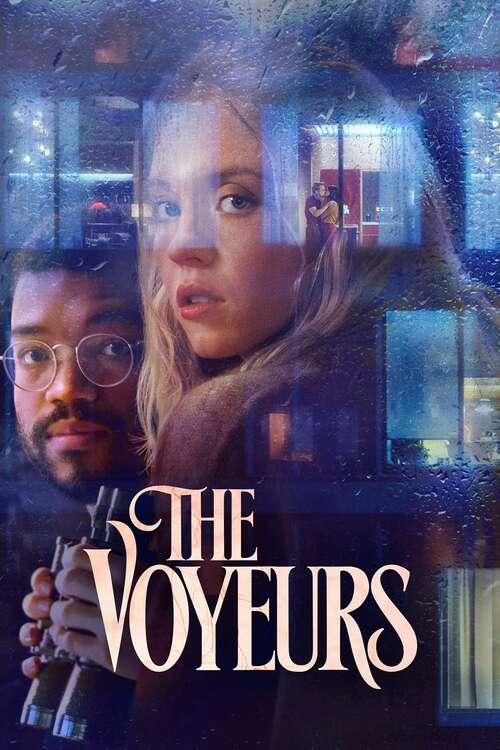 Poster for The Voyeurs