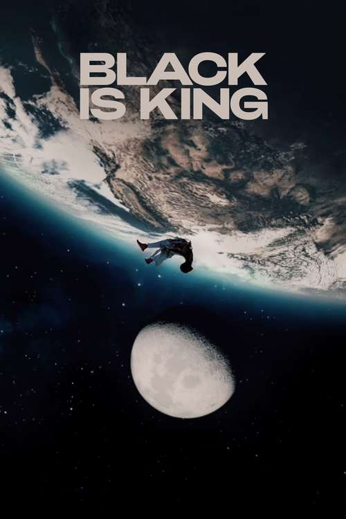 Poster for Black Is King
