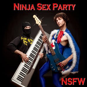 Album artwork for If We Were Gay by Ninja Sex Party