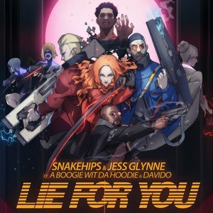 Album artwork for Lie for You (feat. A Boogie Wit Da Hoodie & Davido) by Snakehips & Jess Glynne