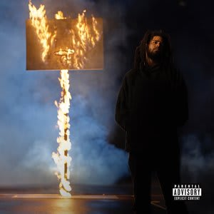 Album artwork for p u n c h i n ' . t h e . c l o c k by J. Cole