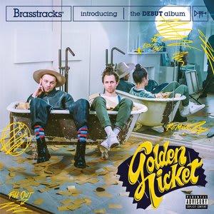 Album artwork for Golden Ticket by Brasstracks, Masego & Common