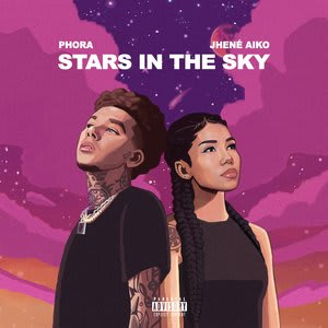 Album artwork for Stars In The Sky (feat. Jhené Aiko) by Phora