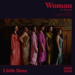 Album artwork for Woman by Little Simz