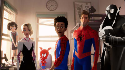 Featured Image for Spider-Man: Into the Spider-Verse
