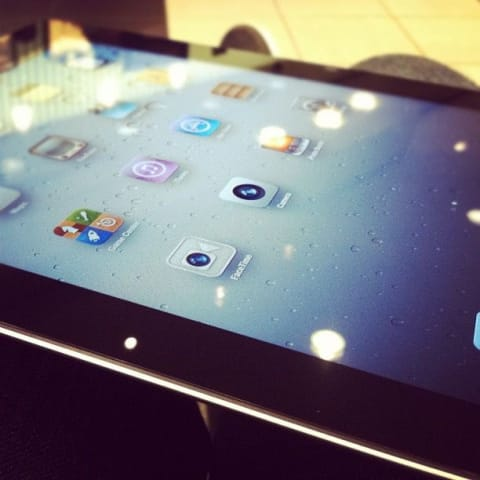 First generation iPad