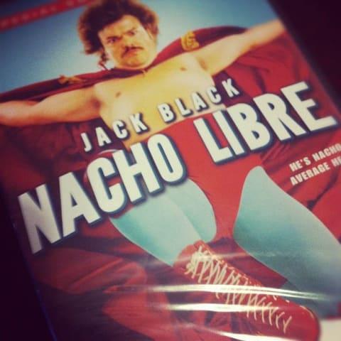Cover of Nacho Libre DVD