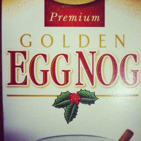 Golden Eggnog