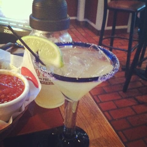 Margarita from Chili's