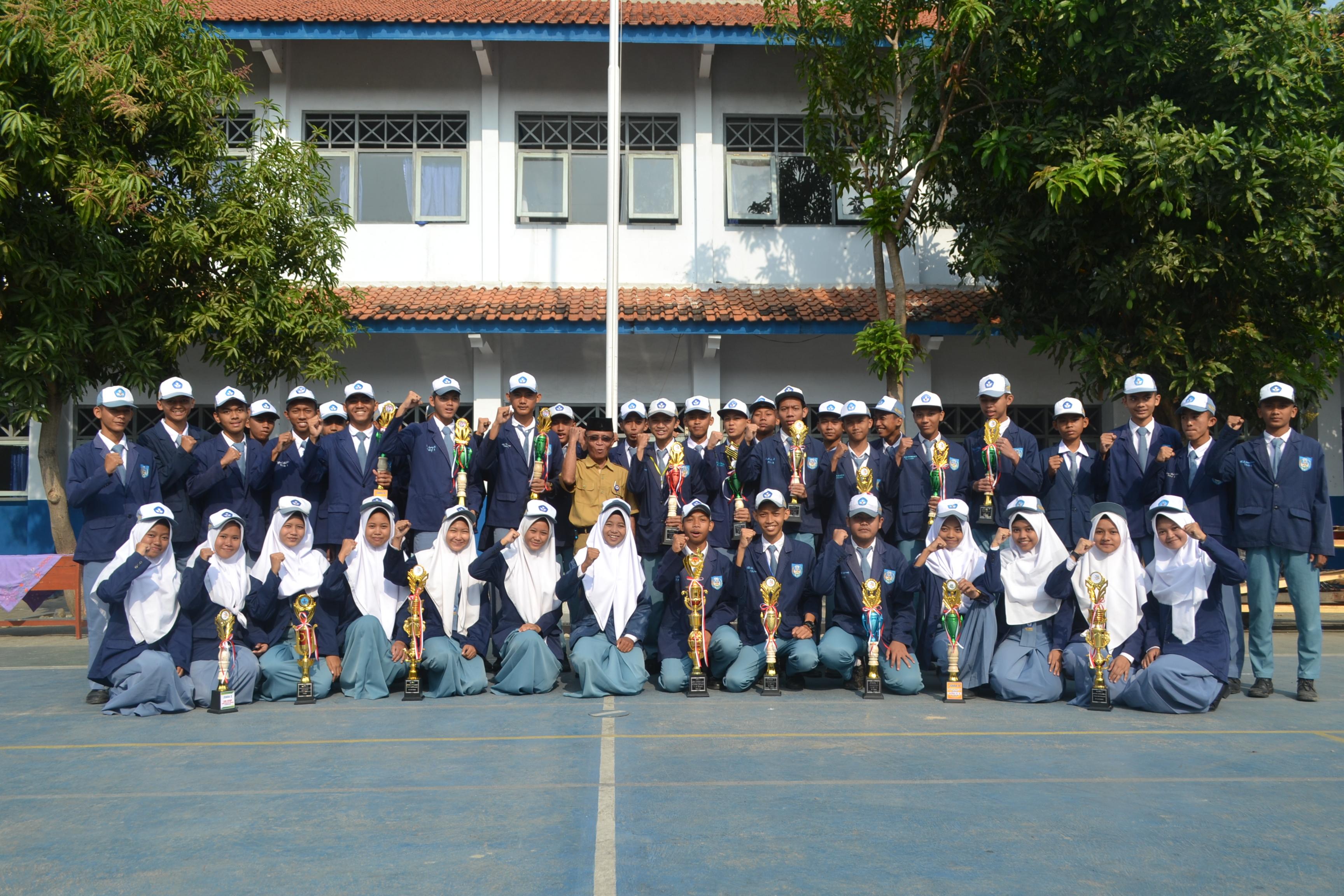Hello SMK Negeri 1 Pemalang