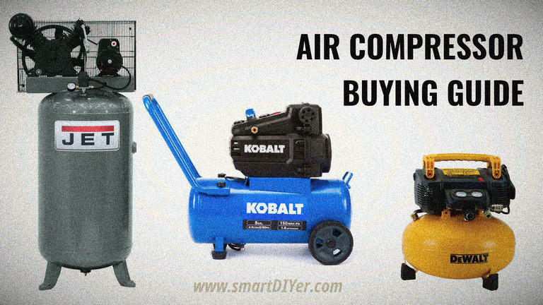 Which Air Compressor to Buy?